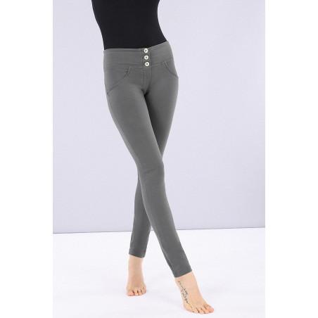 WR.UP® Mid Waist Skinny - G14 - Dark Grey