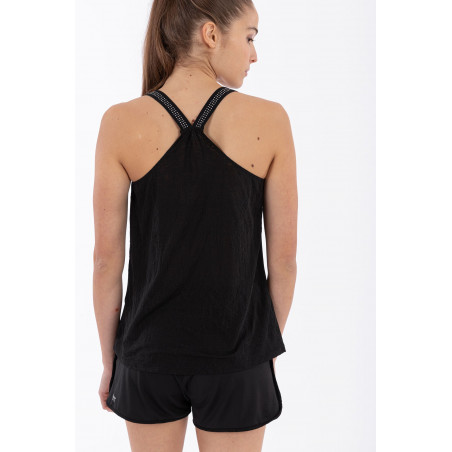 D.I.W.O® Tank Top With Mesh Back - N - Black