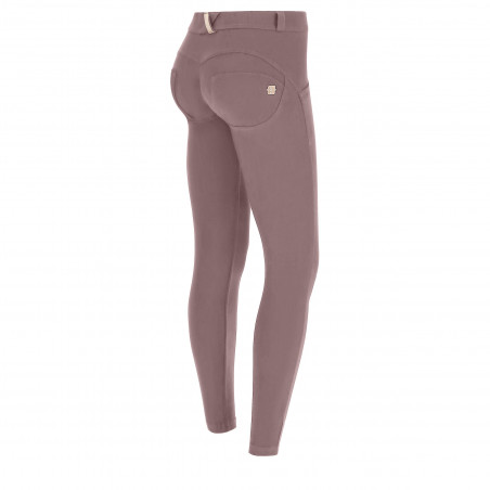 WR.UP® Regular Waist Super Skinny - 7/8 Length - P43 - Twilight Mauve