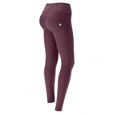 WR.UP® D.I.W.O Pro® - High Waist Super Skinny - 7/8 Length - K89 - Mauve Wine