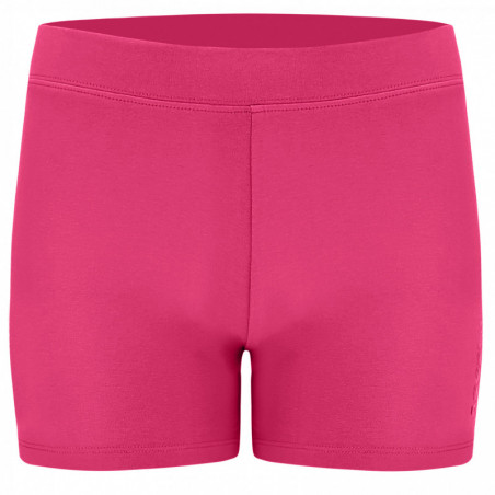 Essential Stretch Jersey Shorts - F11 - Rasperry Sorbet
