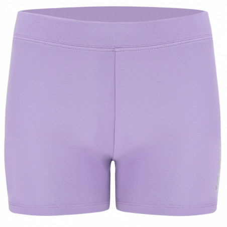 Essential Stretch Jersey Shorts - L84 - Violet Tulip