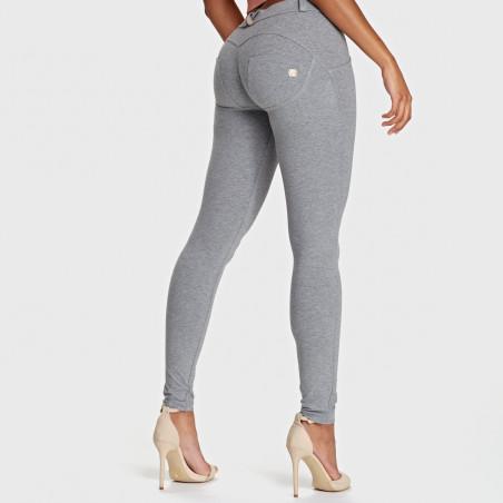 WR.UP® Regular Waist Skinny - H4 - Melange Grey