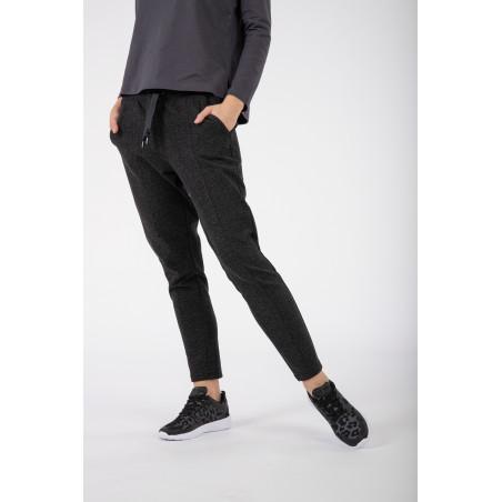 Tapered Leg Trousers - SP5 - Dark Matte