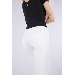 SUPERFIT LEGGINS D.I.W.O® - REGULAR WAIST - N26Q - MELANGE BLACK