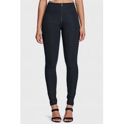 WR.UP® D.I.W.O PRO® - HIGH WAIST SKINNY - B94 - NAVY BLUE