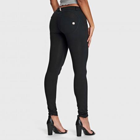 WR.UP® Low Waist Skinny - N0 - Black