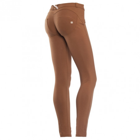 WR.UP® Low Waist Skinny - M78 - Brown