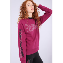 SPORT TOP - MEDIUM SUPPORT - F90 - FUCHSIA