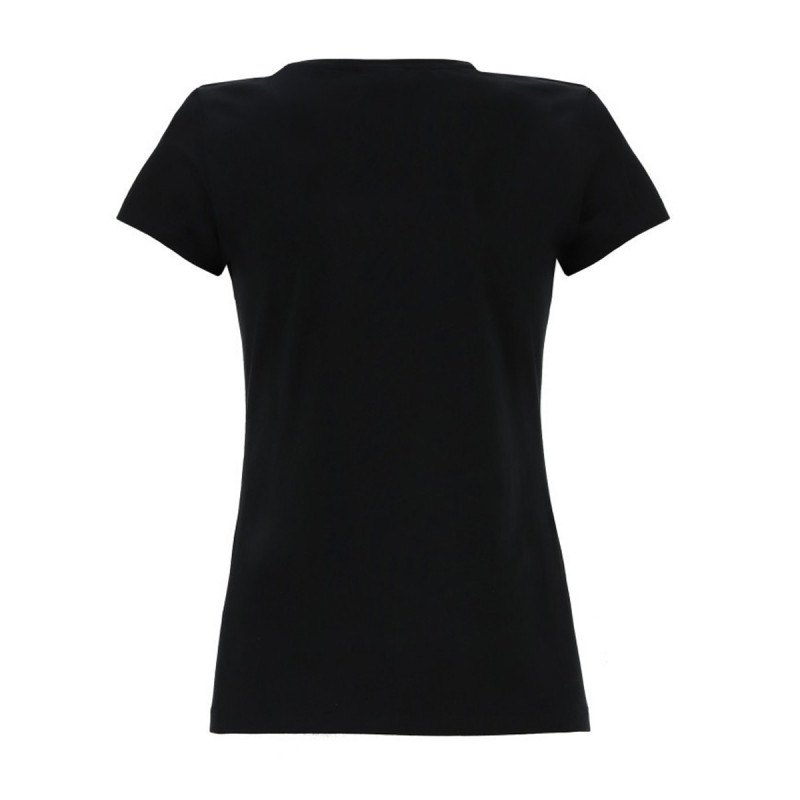 TECH T-SHIRT - BREATHABLE MESH - N - BLACK