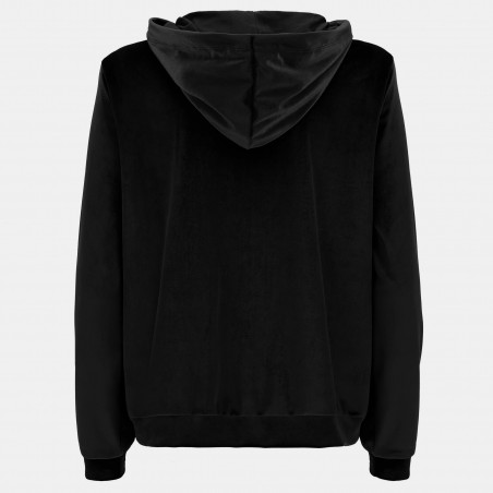 Freddy Hoodie - Full Zip - N - Black