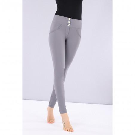 WR.UP® D.I.W.O Pro® - Mid Waist Skinny - G55 - Grey