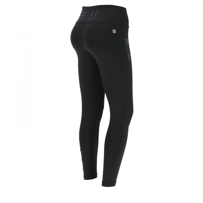 WR.UP PERFORMANCE FABRIC WITH BANDS - REGULAR WAIST SKINNY - V46 - SEA SPRAY