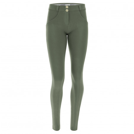 WR.UP® D.I.W.O® - Regular Waist Super Skinny - V69 - Four Leaf Clover