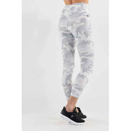 Superfit Leggins in D.I.W.O® - High Waist Skinny - 7/8 Length - CAMO8 - Mimetic Camouflage