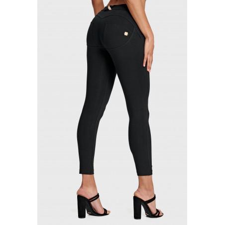 WR.UP® Regular Waist Super Skinny - 7/8 Length - N0 - Black