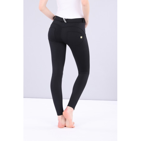 WR.UP® D.I.W.O Pro® - Regular Waist Super Skinny - 7/8 Length - N0 - Black