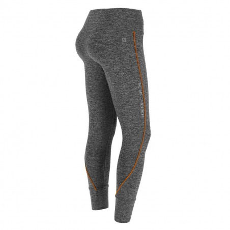 D.I.W.O® Superfit - 7/8 - Melange Black - Orange Detailing