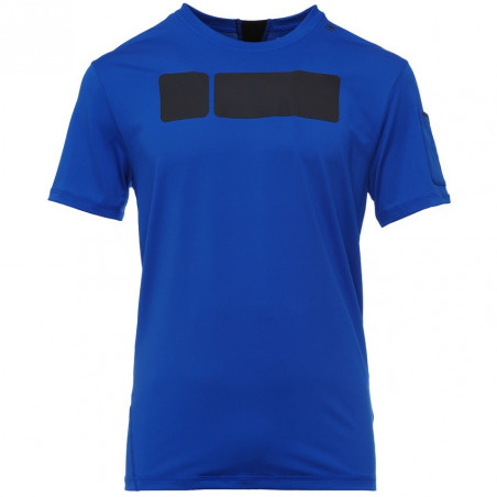 T-Shirt Perfect Fit D.I.W.O® - Technical Fabric - B670 - Blue