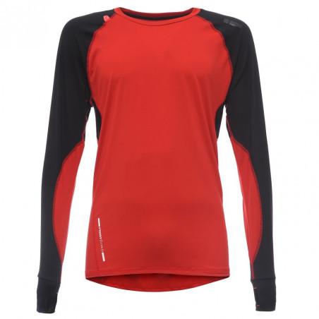D.I.W.O® Technical Shirt - R57N - Red & Black