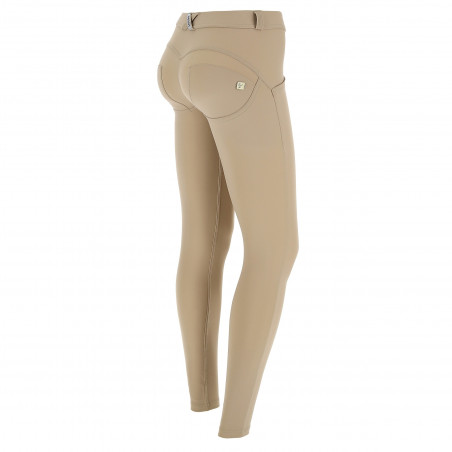 WR.UP® D.I.W.O Pro® - Regular Waist Super Skinny - 7/8 Length - Z10 - Cobblestone