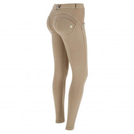 WR.UP® Regular Waist Skinny - Used Look - Z10 - Cobblestone