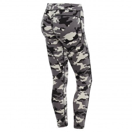 WR.UP® Sport D.I.W.O® - 7/8 Length - GGW1 - Winter Camouflage