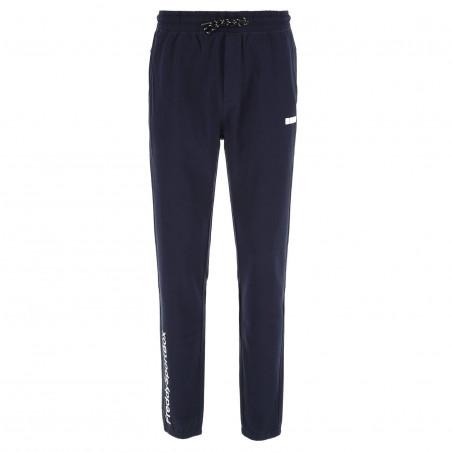 Trousers - Elastic Cuffs - B94 - Navy Blue