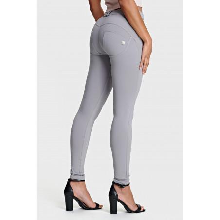 WR.UP® Regular Waist Skinny - Special Jersey - G36 - Silver Filigree