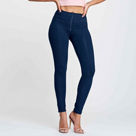 WR.UP® High Waist Skinny - B94 - Dark Blue