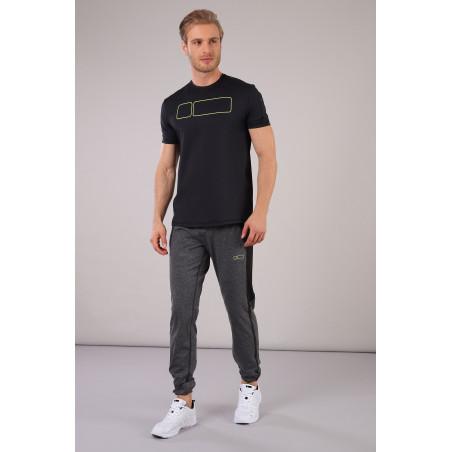 D.I.W.O® T-Shirt - Breathable - N0 - Black