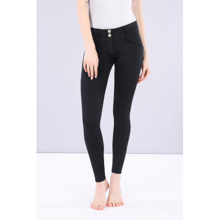 WR.UP® D.I.W.O® - Regular Waist Super Skinny - N0 - Black